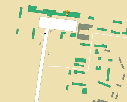 Карта проезда к аэропорту Челябинска.  История аэропорта в Челябинске.